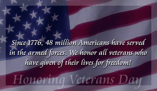 Veterans Day, Honoring Veterans, American Flag, Armed Forces, military