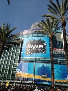 Winter NAMM, Anaheim CA