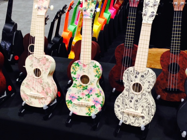 Summer NAMM, music, Nashville, ukulele, music insurance