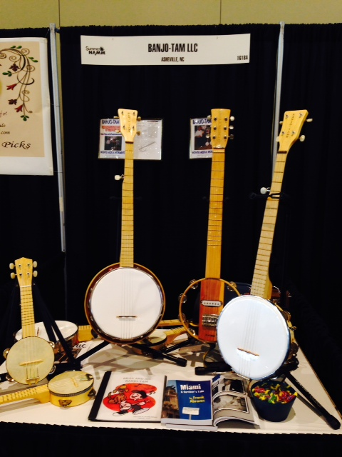 Summer NAMM, Nashville, Music