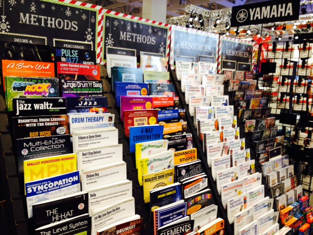 Summer NAMM 2014, Nashville, music, music lesson books