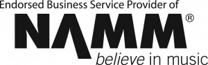 NAMM Endorsed Business Service Provider